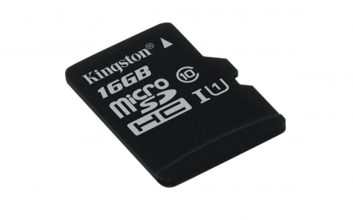 Kingston 16GB microSDHC Class10 UHS-I