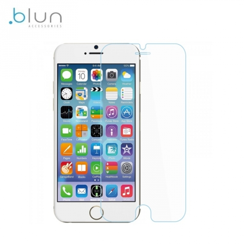 Blun Extreeme Shock 0.33mm / 2.5D Aizsargplēve-stikls Apple iPhone 6 Plus 6S Plus 5.5 (EU Blister) BL-TEM-IP-6PL